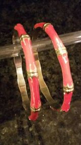 Bangle Bracelets - Red in Chicago, Illinois