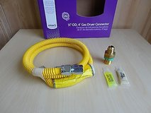 """New 1/2"""" od 4' gas dryer connector in Bolingbrook, Illinois"""