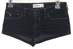 Abercrombie Shorty Shorts In Girl's Size 12 in Yorkville, Illinois