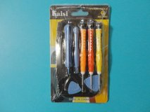 kaisi repair opening pry tools screwdriver kit set for iphone 5s / 5c / 5 in Naperville, Illinois