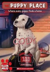 Cody The Puppy Place Where Every Puppy Finds A Home Age 7-10 Grade 5 Scholastic Children's Book in Morris, Illinois