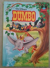 Walt Disney's Dumbo 1996 Hard Cover Children's Book in Morris, Illinois