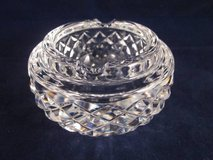 WATERFORD CRYSTAL Cigar & Cigarette Ashtrays Ash Trays in Naperville, Illinois