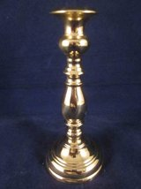 VIRGINIA METALCRAFTERS HARVIN COLONIAL WILLIAMSBURG Brass Candlesticks in Aurora, Illinois