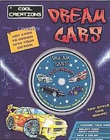 NEW Cool Creations CD Rom Activity Book Design Hot Dream Cars Body Parts Customize Cool Creations in Yorkville, Illinois
