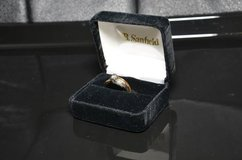 14 KT Gold 2 Tone Ring - Wedding Set in Plainfield, Illinois