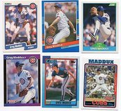 Chicago Cubs Hall of Famer Greg Maddux Lot in Oswego, Illinois