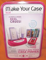 new make your own case maker set iphone 4 4s 5 5s 5c ipod touch 5 samsung s3 s4 in Tacoma, Washington