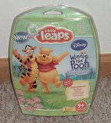 Brand New Leap Frog Baby Little Leaps Disney Winnie The Pooh 9M Boy Girl NEW!! in Oswego, Illinois