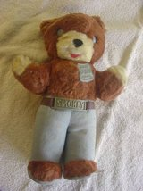 Smokey the Bear in Tacoma, Washington
