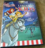 NEW LIBERTY'S KIDS Complete Series History DVD Revolutionary War 40 episodes toy in Naperville, Illinois