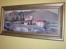 ~SET OF TWO TUSCAN WALL ART PICTURES~ in Lockport, Illinois