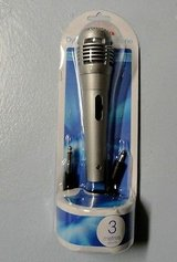 Brand New Amerimax / dynamic microphone with 3m cable / karaoke - pa system / 3m80010 in Chicago, Illinois