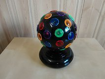 spinning disco light-6'' inches in Bolingbrook, Illinois