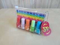 Brand New jelly belly 5 colors nail polish in Naperville, Illinois