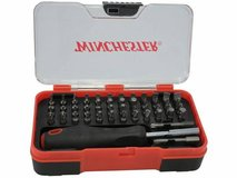 Winchester 51-pc Gunsmith Screwdriver Set New in the Box in Clarksville, Tennessee