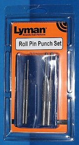 lyman roll pin punch set new in package in Clarksville, Tennessee
