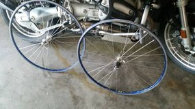 Colnago bicycle wheels in Lawton, Oklahoma