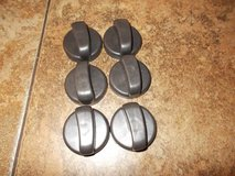 6 brand new stove knobs in Baytown, Texas