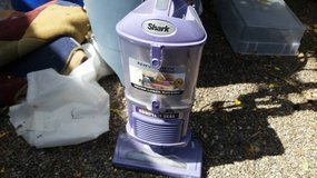 Shark Navigator Vacuum Cleaner for 1/3  the Price You'd Pay at Walmart in Travis AFB, California