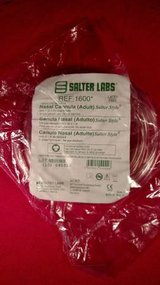 SALTER LABS 1600-7 ADULT OXYGEN NASAL CANNULA 7' TUBING (T=40/2) in Fort Campbell, Kentucky
