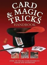 Card and Magic Tricks Hard Cover Spiral Handbook (Instructor's) in Joliet, Illinois