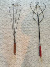 2 Antique Rug Beaters....Great Condition!  Beautiful Designs in Oswego, Illinois