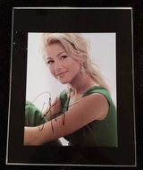 Julianne Hough Autographed Photo in a Frame in Orland Park, Illinois