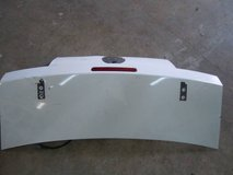 2005-2009 White Ford Mustang Trunk lid in Naperville, Illinois