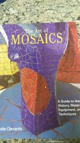 The Art of Mosaics book in Oceanside, California