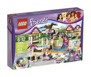 lego friends 41008 heartlake city pool LEGO SET NEW DISTRESSED BOX CHINESE VERSION in Kingwood, Texas