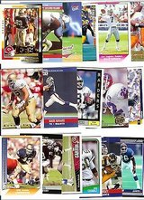 Notre Dame Fighting Irish 50 card football lot Alm, Brown, Berry, Taylor, Heck… in Oswego, Illinois