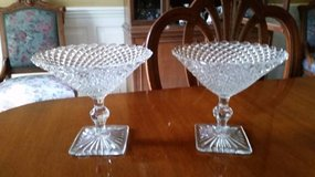 Compotes - Miss America Clear Glass Compote in Westmont, Illinois