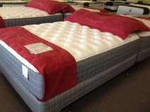 SO SOFT! Brand New! LUXURY PLUSH 15' THICK Mattress! FREE DELIVERY! in Chicago, Illinois