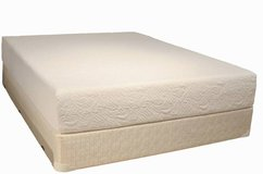 "Brand New! 10"" MEMORY FOAM Mattress! FREE SAME DAY DELIVERY! in Oswego, Illinois"