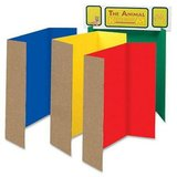 Lot of (4) Pacon Corrugated Presentation Display Boards (48 x 36) - NEW! in Oswego, Illinois
