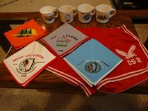 Boy Scout 9 Piece Owasippe Scout Reservation Collection in Joliet, Illinois