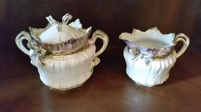 RS Prussia Sugar and Creamer - Mint Condition in Chicago, Illinois
