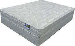 BRAND NEW EUROTOP MATTRESS!!! in Naperville, Illinois