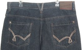 5ive Jungle & Co Denim Jeans Mens Tag 40 Measures 38 x 31 Five Jungle 38x31 in Morris, Illinois