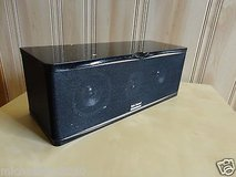 Epic Powerful Great sound & Bass Center Channel Speaker - model epic-600/700/800 in Lockport, Illinois