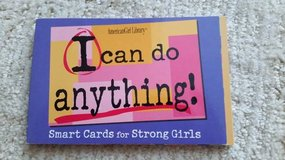 American Girl Book - I Can Do Anything in Orland Park, Illinois