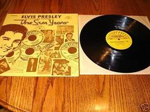 elvis presley sun years lp  in shrink in Yucca Valley, California