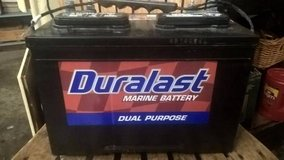 Duralast Marine Battery in Hopkinsville, Kentucky