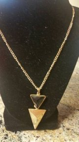 """18"""" chain with triangle shape accents in Oceanside, California"""