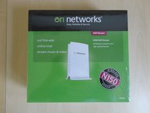 Brand New On Networks N150 Wireless Router, Open Source Ready in Chicago, Illinois
