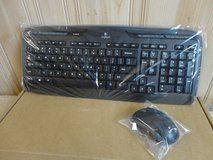 Brand New Logitech  wireless keyboard and mouse combo in Chicago, Illinois