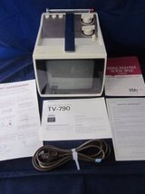 SONY Model TV-790 Black and White TV Receiver Cord Manual VINTAGE EXC in Naperville, Illinois