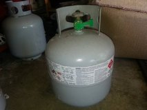 15LB. Propane tanks full with seal in Aurora, Illinois