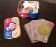 Zigity Card Game - Like new in a tin in Naperville, Illinois